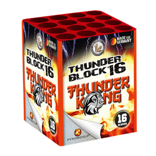 Thunderblock 16  -   4er Pack
