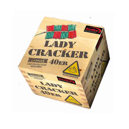 Lady Cracker 40er Keller